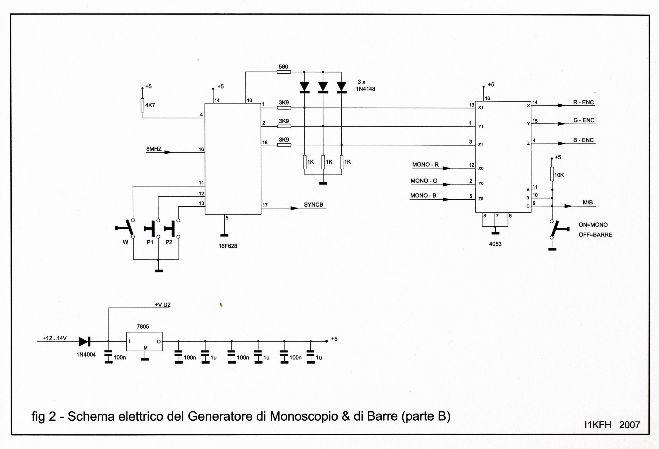 Schema Elettrico Di Un Deviatore : Schema di un circuito elettrico fare una mosca